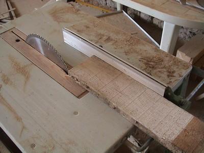 R alisation du plancher massif la maison des nugues for Realisation plancher bois etage